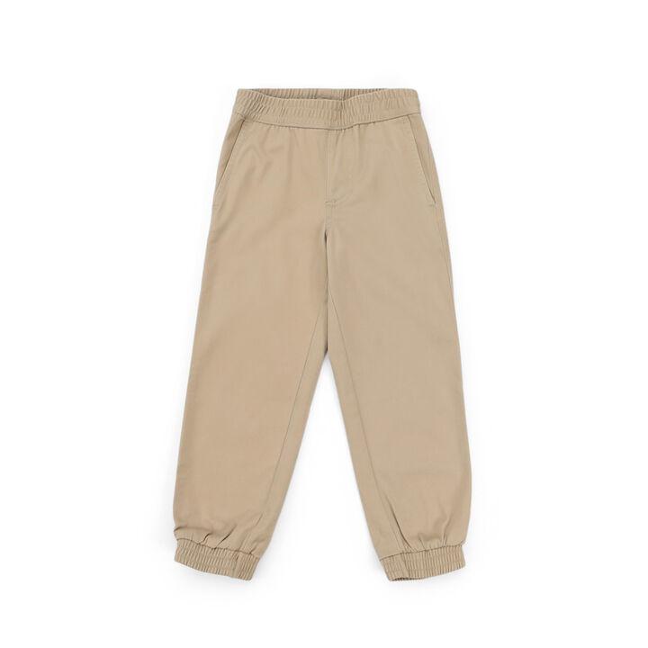 Boys Sustainable Jogger (4-7), Khaki