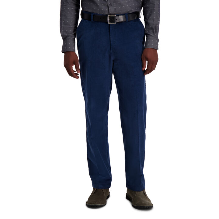 Stretch Corduroy Pant,  Cadet Blue open image in new window