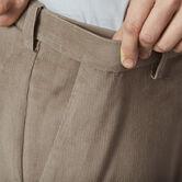 Stretch Corduroy Pant, Khaki 4