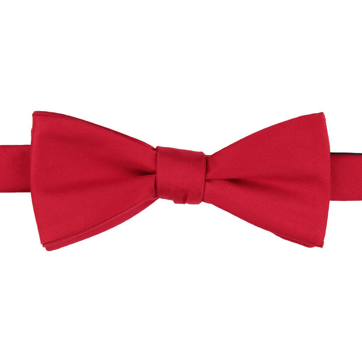 Solid Bowtie, Red