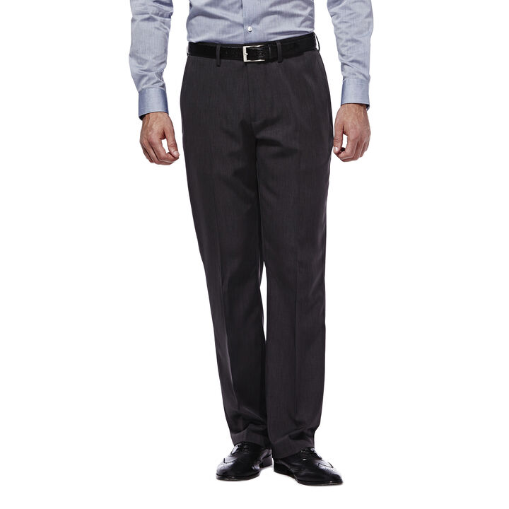 Travel Performance Suit Separates Pant,  Charcoal
