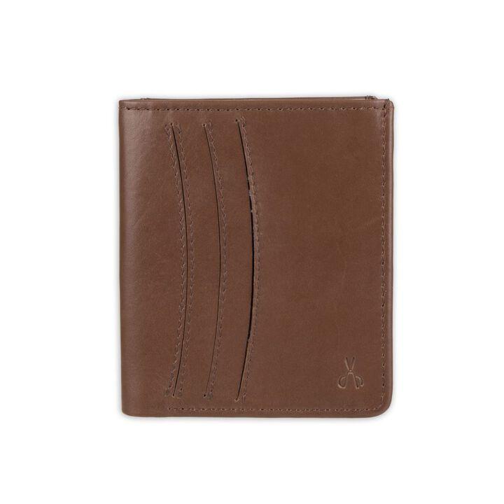 RFID Duo Fold Wallet, Khaki open image in new window