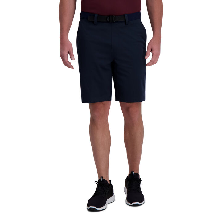 The Active Series™ Stretch Solid Short, Navy open image in new window