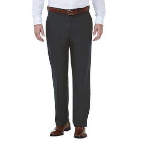 J.M. Haggar Grid Suit Pant, Black / Charcoal