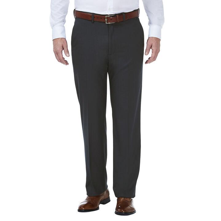J.M. Haggar Grid Suit Pant,  Charcoal