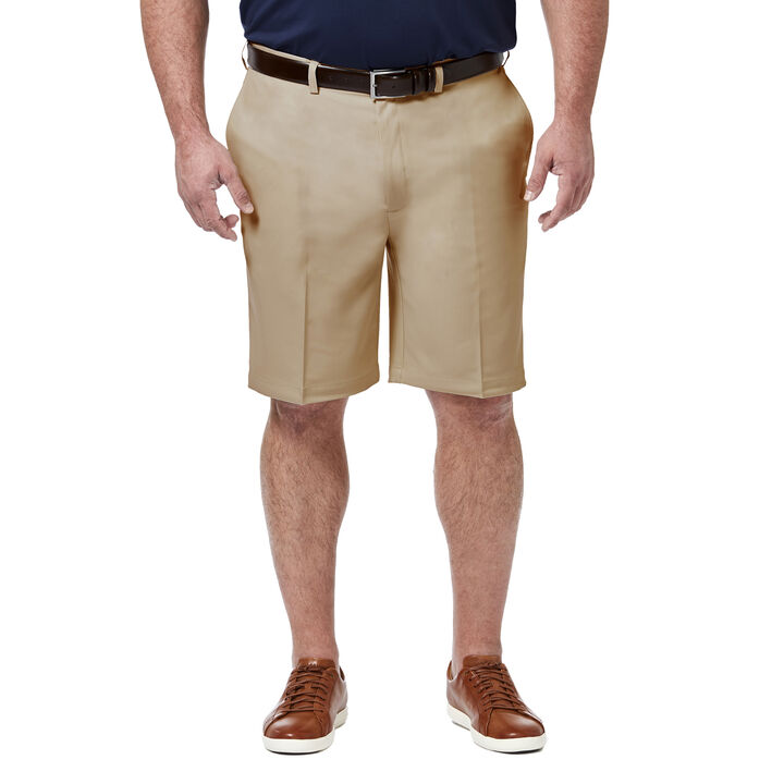 Big & Tall Cool 18® Pro Short, Khaki open image in new window