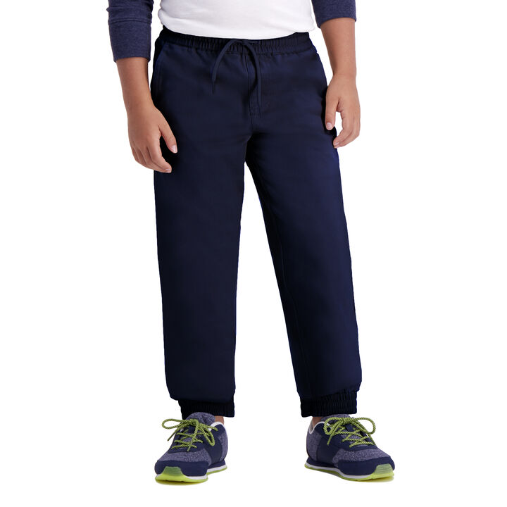 Boys Sustainable Jogger (8-20), Navy open image in new window