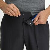 Smart Wash™ Repreve® Suit Separate Pant, Black / Charcoal, hi-res