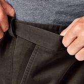 Stretch Cargo Short w/ Tech Pocket, Graphite 4