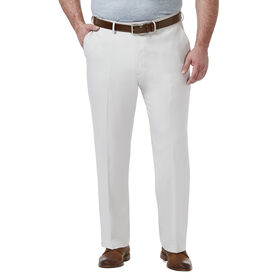 Big & Tall Premium Comfort Dress Pant, Stone