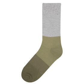 Lewis Block Socks, Graphite