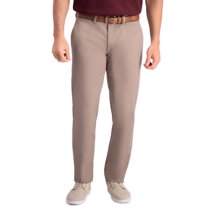 Premium Comfort Khaki Pant, Khaki open image in new window