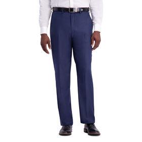 J.M. Haggar Texture Weave Suit Pant, Midnight