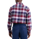 Multi Color Plaid Shirt, Peacoat 2