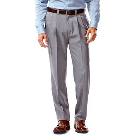 E-CLO™ Stria Dress Pant, Grey