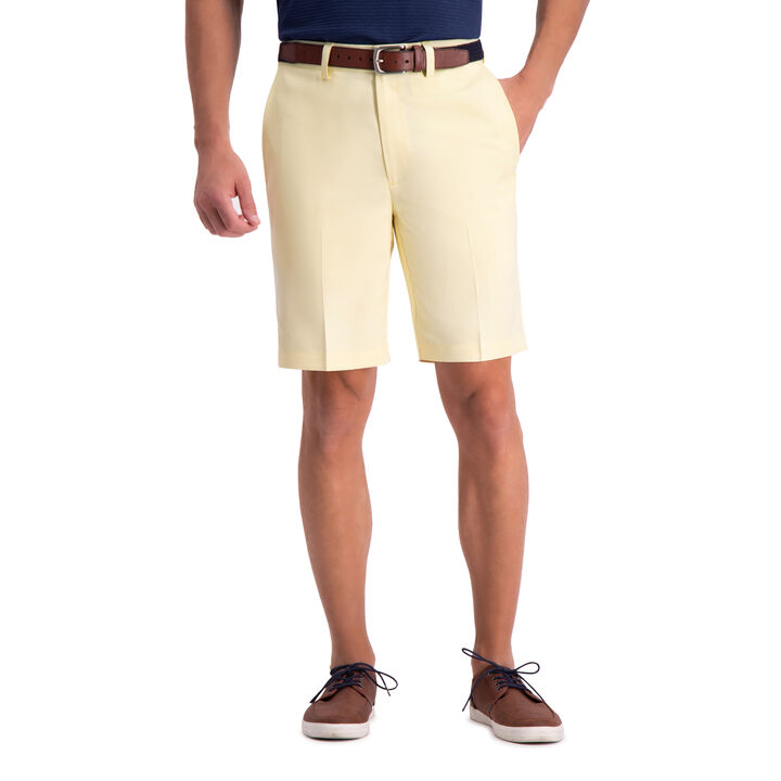 Cool 18® Pro Oxford Short, Light Yellow open image in new window
