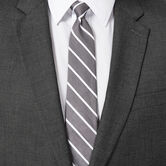 Big & Tall J.M. Haggar Premium Stretch Suit Jacket, Dark Heather Grey, hi-res