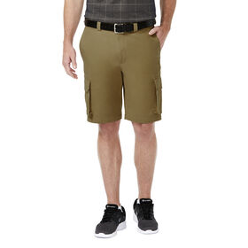 Stretch Cargo Short, Camel