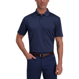 The Active Series™ Diamond Textured Polo,