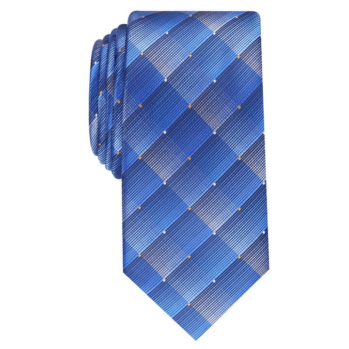 Fairfax Grid Tie, Blue