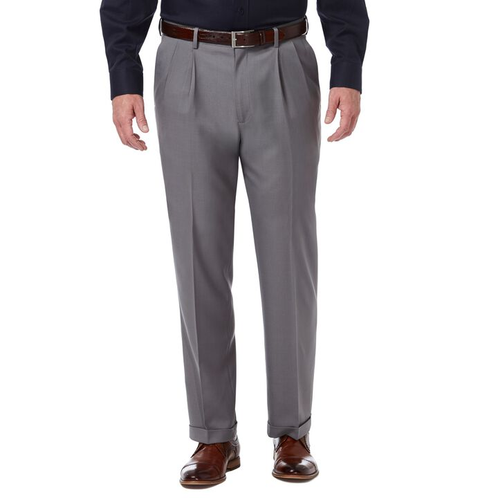 Premium Comfort Dress Pant, Medium Grey
