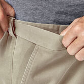 Stretch Cargo Short w/ Tech Pocket, Putty 4