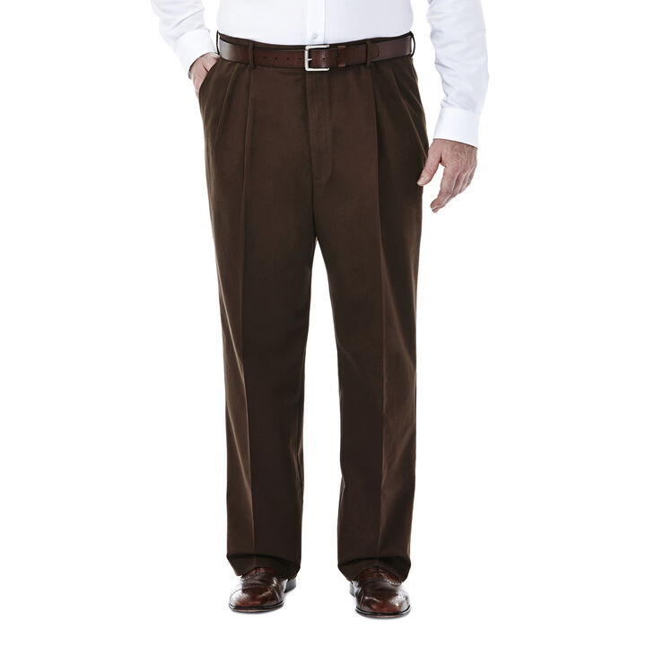 Big & Tall Work To Weekend® Khaki, Bean