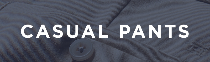 Casual Pants Banner