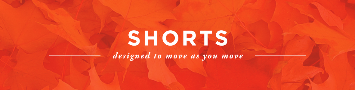 Shorts Category Banner