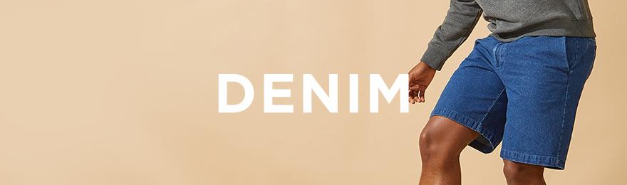 Denim Banner