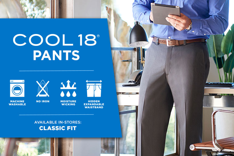 Cool 18 Pants