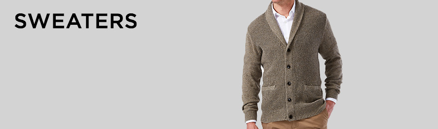 Sweaters Banner