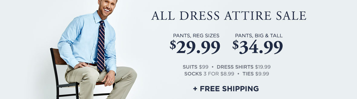 All Dress Sale Banner