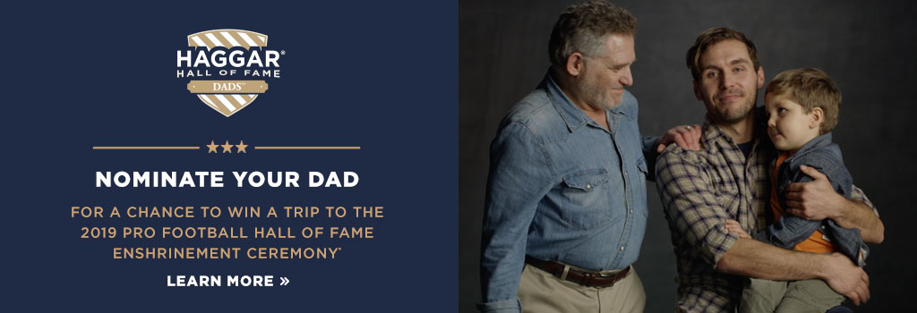 Hall Of Fame Dads