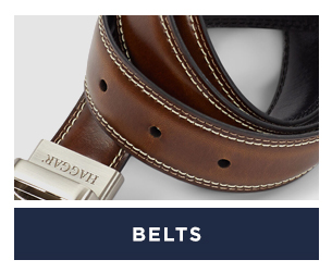 GIfts for Dad Belts
