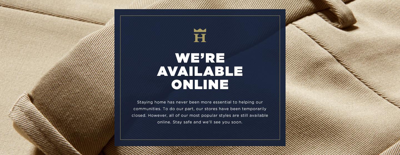 Shop Haggar.com