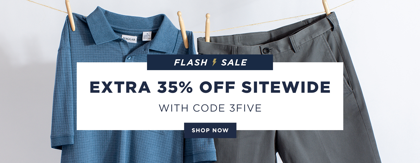 Additional 35% off Sitewide