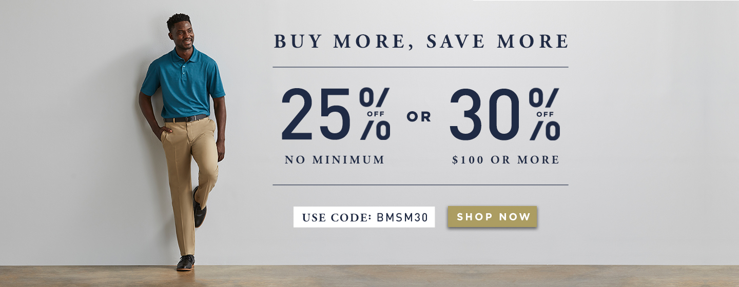25% off Sitewide 30% off $100 or more