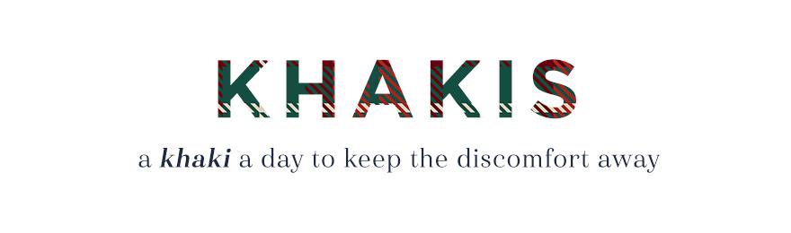 Khaki's Banner