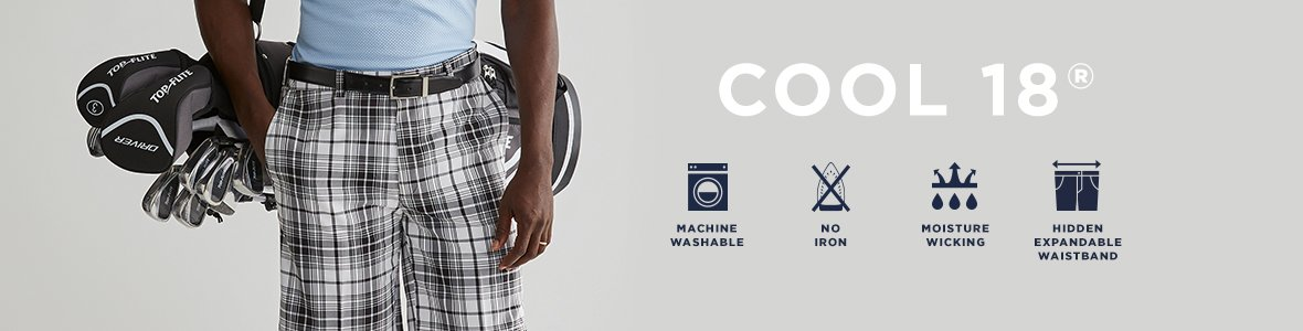 Cool 18® Collection Banner