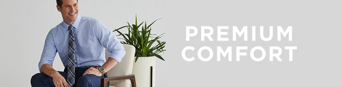 Premium Comfort Collection Banner