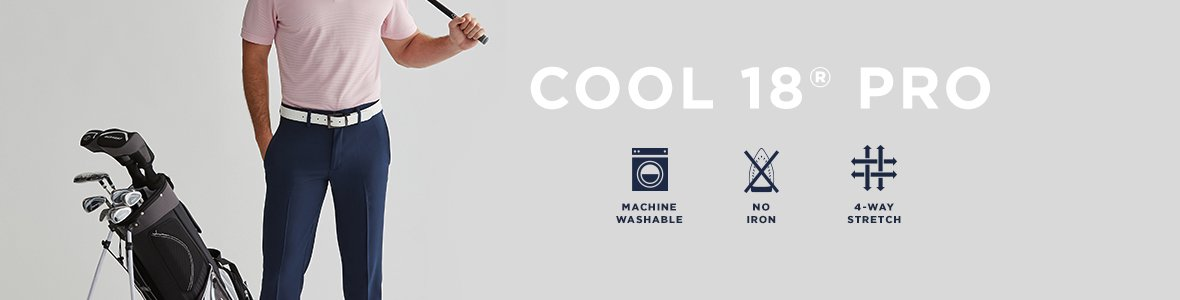 Cool 18® Pro Collection Banner