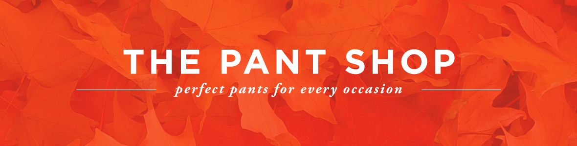 Pants Category Banner