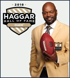 Haggar Hall of Fame Dads